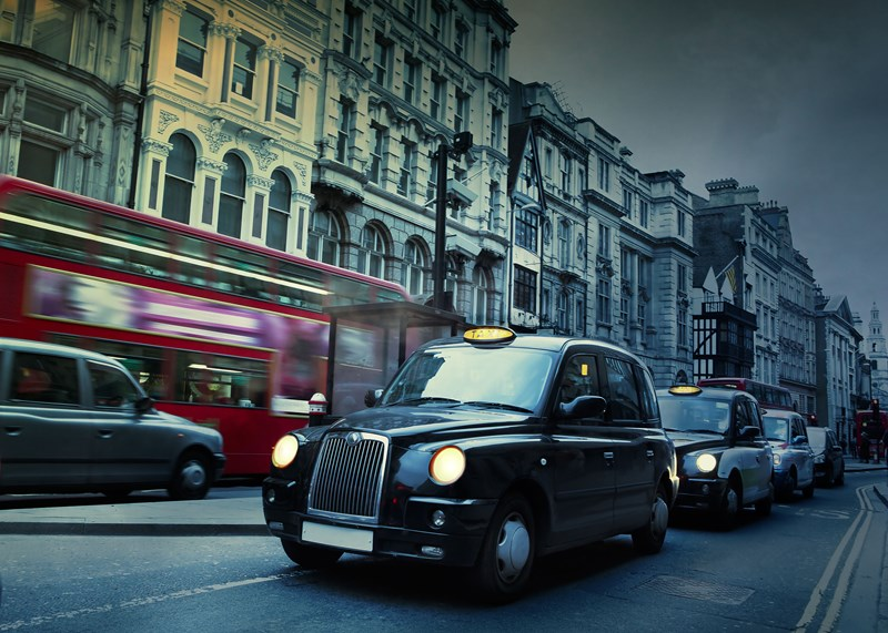 Tax break to help black cabs turn green