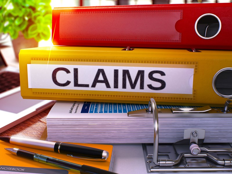 Claiming legal and financial costs