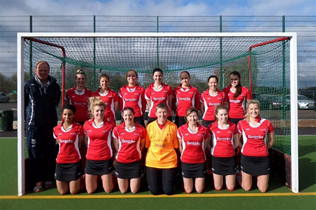 Gloucester Ladies First Team 2015-16