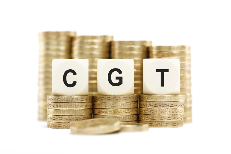 CGT payable on sale of personal possessions