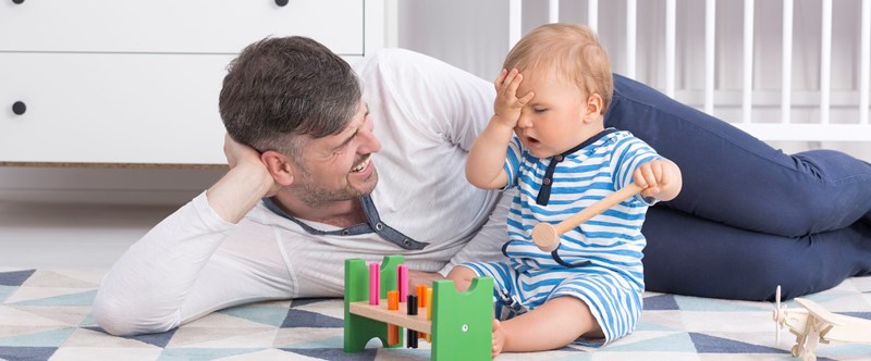 Pay and paternity leave
