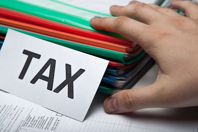 Register a company and register for tax