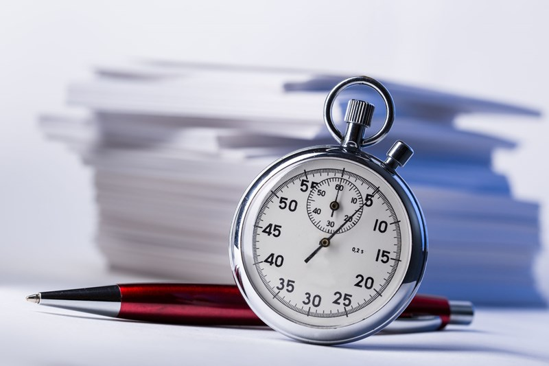 Late filing penalty notices delayed