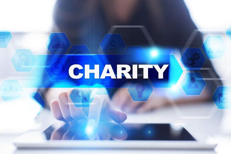 Getting tax relief sooner for charitable donations