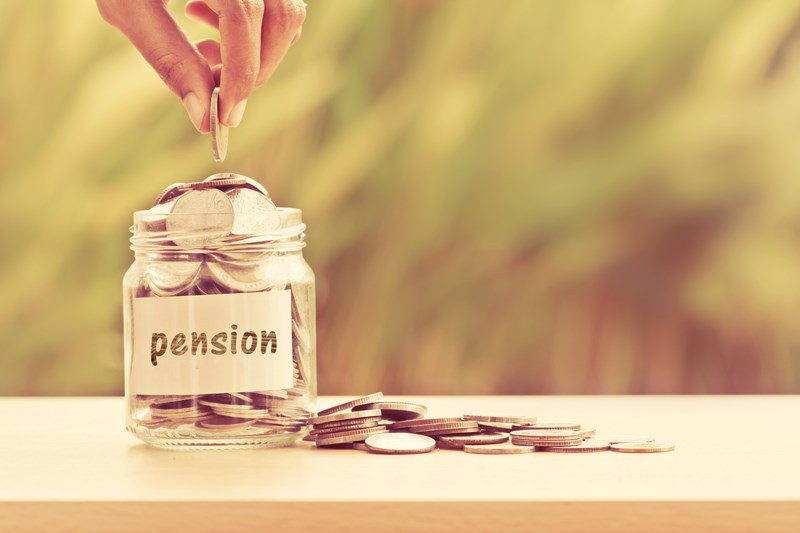 Carry forward of unused pensions allowance