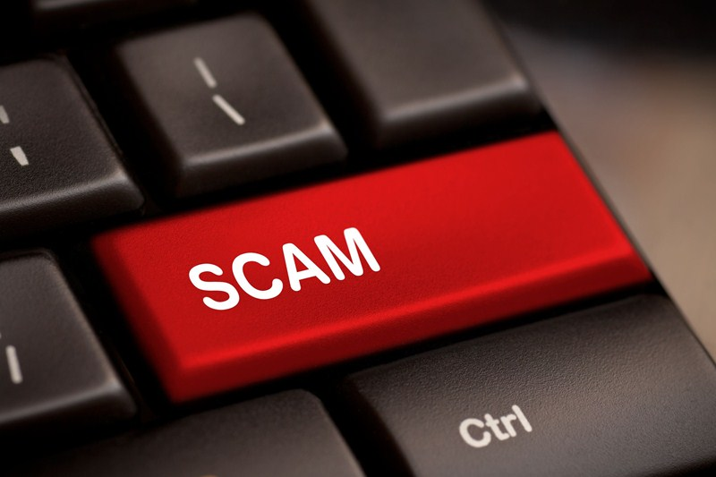 Don't be taken in by this scam