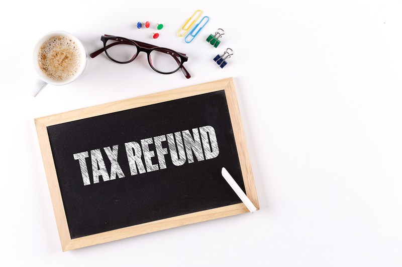Are you due a tax refund?