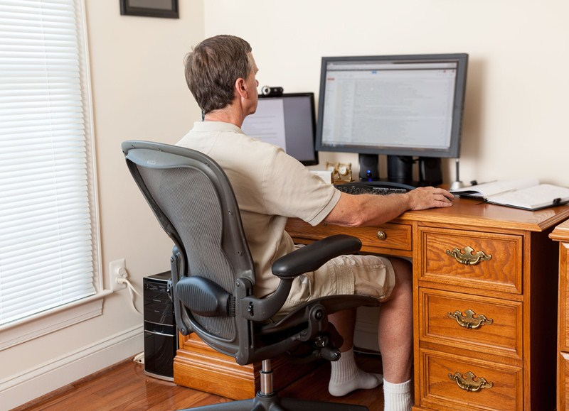 Working from home tax claim