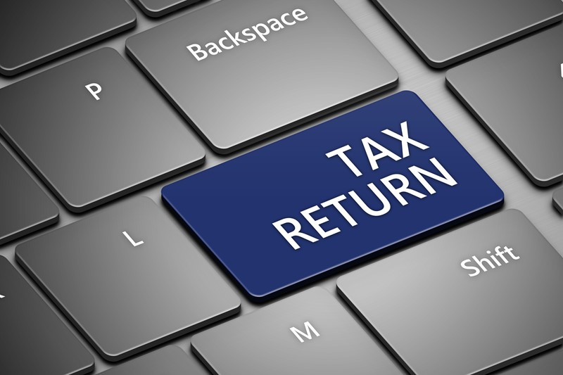 Did you file your tax return on Christmas Day?