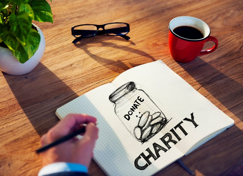 Small trading tax exemption for charities