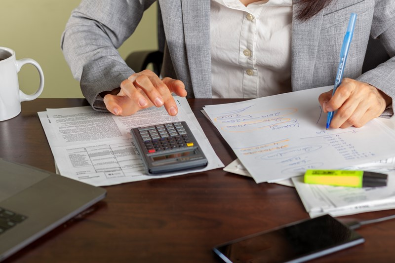 Using your Personal tax accounts
